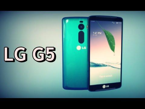 LG G5 Rumors, Specs, Features