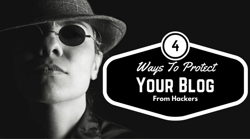 Protect Blog from Hackers
